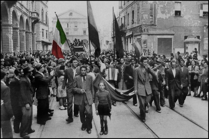 25 Aprile, Liberazione