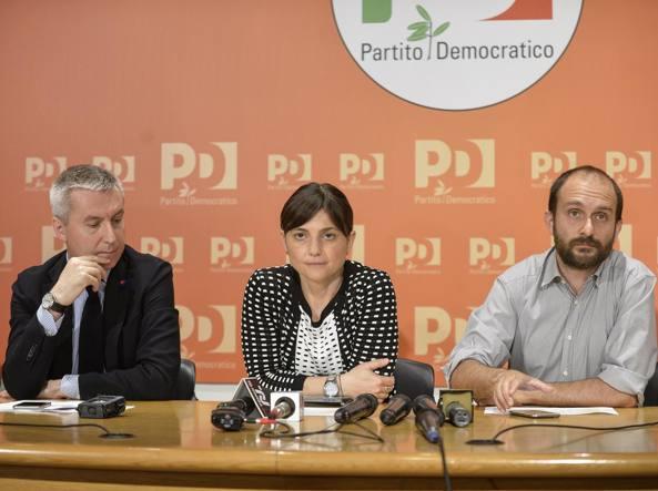 Partito Democratico, elezioni regionali 2015