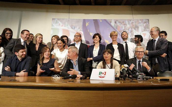 Partito Democratico, elezioni europee 2014